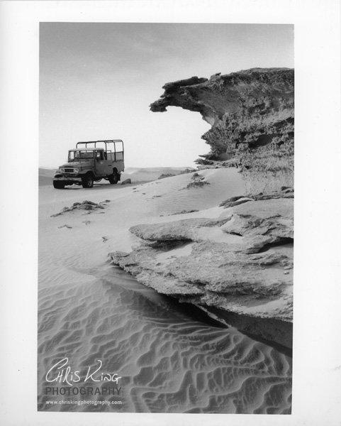 Great Sand Sea, Siwa Oasis, Egypt
