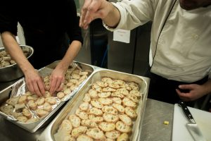 Dinner Exchange London - turning food that would otherwise go to waste into gourmet meals