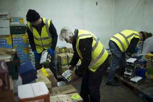FareShare - rescuing and redistributing food that would otherwise go to waste