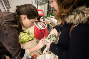 FoodCycle - volunteer network rescuing food from going to waste and turning it into meals for people suffering from food insecurity