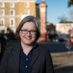 London Assembly Member Caroline Russell - Green Party Parliamentary Candidate for Islington North - Portrait by Chris King