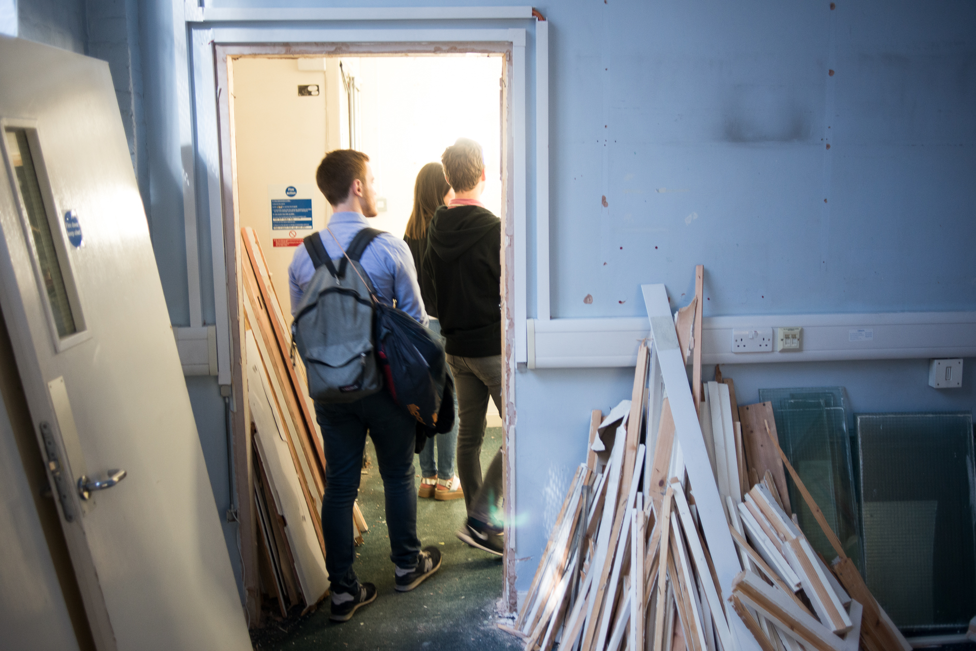 Impact Hub Islington - Documenting the move to Dingley Place