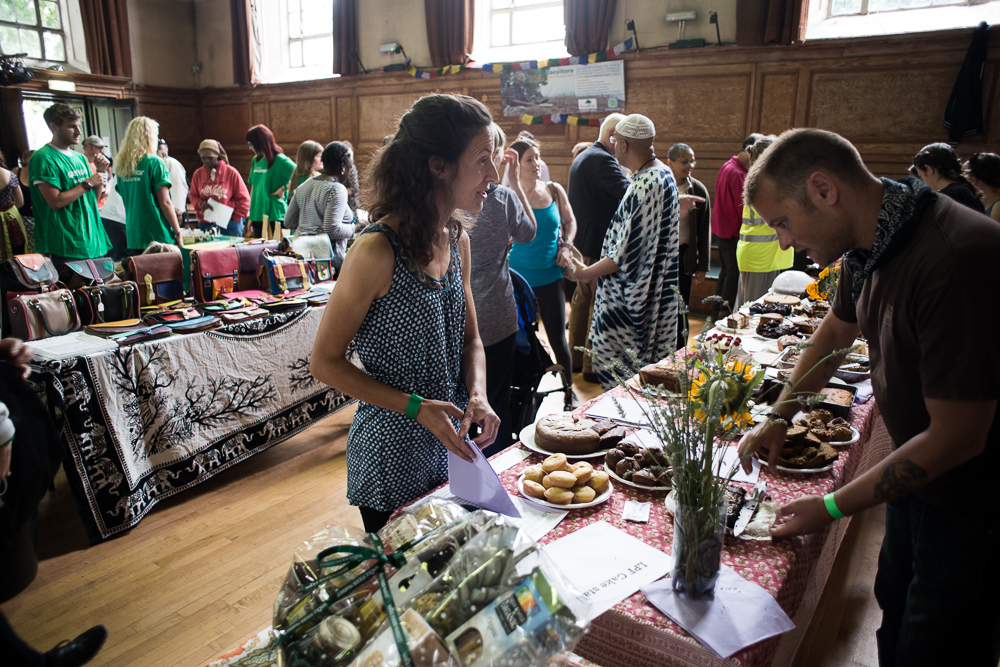 London Permaculture Festival 2014 - Documentary Photography by Chris King