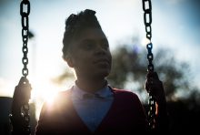 Iesha Small of Mindshackles - Photographer documenting the stories of people with mental health issues