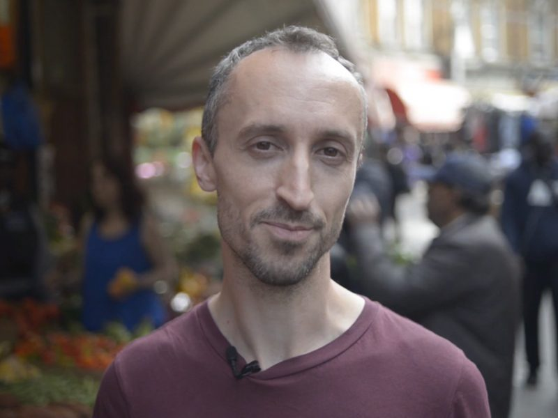 Brixton People's Fridge Crowdfunding Video Produced by Chris King